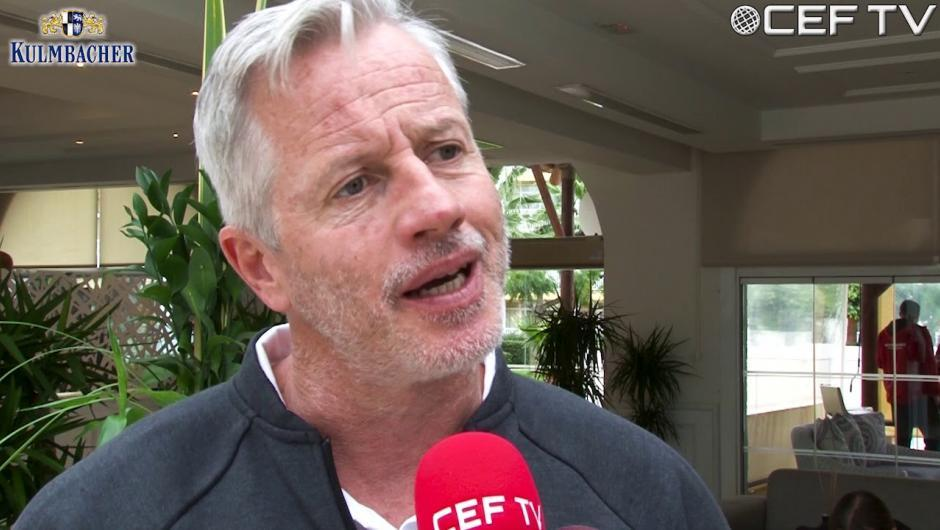 Jens Keller im Interview